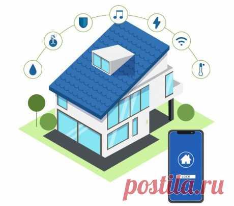 Умный дом: автоматизация домашних устройств: | «Компью-помощь»