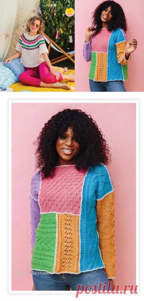 Женские модели для вязания крючком со схемами   Вязание   Яндекс Дзен