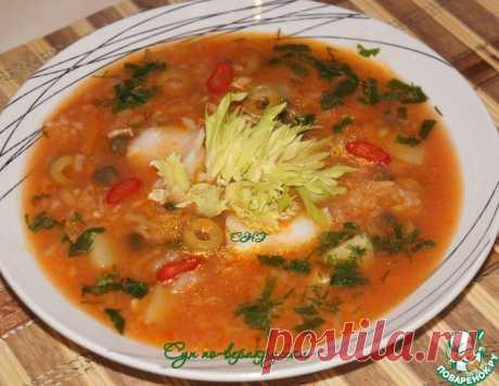 Суп по-веракрусски – кулинарный рецепт