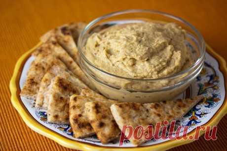 Хумус - Пошаговый рецепт с фото своими руками Хумус - Простой пошаговый рецепт приготовления в домашних условиях с фото. Хумус - Состав, калорийность и ингредиенти вкусного рецепта.