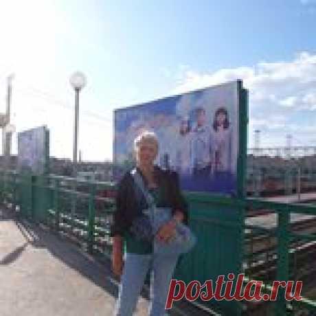 Елена Береговая