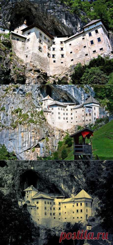 Предъямский замок. Словения | В мире интересного