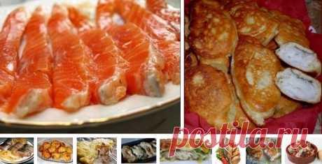 ПОДБОРКА РЫБНЫХ БЛЮД   Бесподобная подборка рыбных блюд для праздничного стола!!!   1. Маринад для красной рыбы к новогоднему столу Наверняка вы уже сейчас готовитесь к празднованию нового года - ищете подарки для близк…