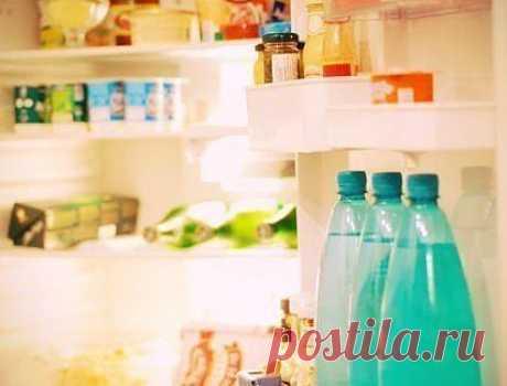 5 эффективных средств от запаха в холодильнике, о которых вы, возможно, не знали
