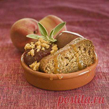 Los leks - el pastel clásico de miel con las especias, con el aroma del jengibre, la canela y otras especias dulces. Por esta causa él es popular para Nuevo año hebreo de Rosh Ha-shana — ya que, según los israelitas que el año que comienza sea abundante y bueno, a la mesa de fiesta es necesario dar los platos dulce y nutritivo.\u000d\u000aComo por mí, es necesario dar tales platos todo el año:)