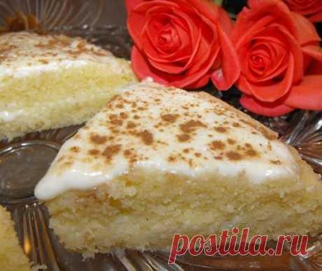 Такого манника не приготовишь в духовке… Десерт всего за 6 минут!