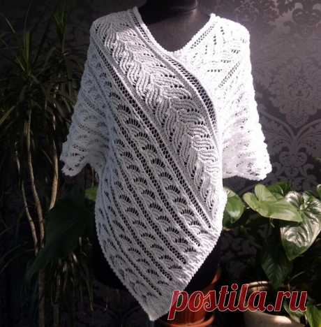 Openwork tunic in style bokho spokes. A beautiful tunic spokes | I am a Hostess