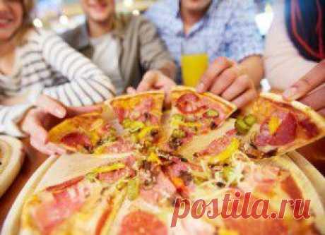 """Быстрая пицца на сковороде - """"Вкусные Рецепты"""" - lihacheva_51@mail.ru - Почта Mail.Ru"""