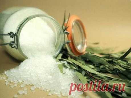 Удивительные свойства соли