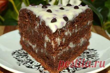 Вкусный торт Зайчик Очень-очень вкусный тортик, мягкий и изящный на вкус, понравиться каждому кто его попробует, в особенности сладкоежкам. Очень простой в приготовление, так что давайте рассмотрим рецепт этого замечательного тортика:...