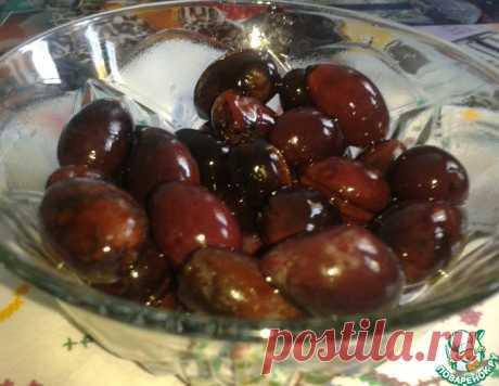 Соление маслин и оливок-простой способ – кулинарный рецепт