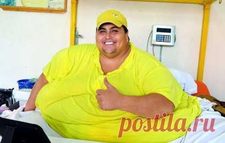 Самые толстые люди в мире. «Они ели, не останавливаясь»