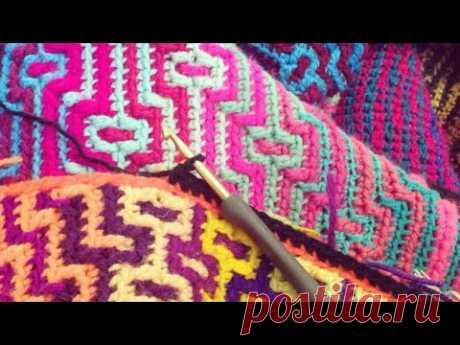 #1 Beginners Guide to Mosaic Crochet - The Basics