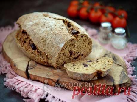 Хлеб на сыворотке без дрожжей в духовке — рецепт с фото Невероятно простой в приготовлении и вкусный домашний бездрожжевой хлеб на сыворотке.