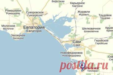 Lenta.ru: Экономика: Госэкономика:  совместно с Китаем построит крупный порт под Евпаторией