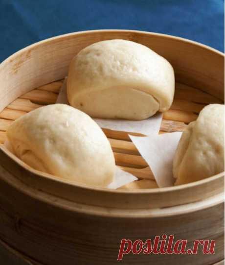 Китайские паровые булочки Маньтоу рецепт с фото - Приглашаем к столу
