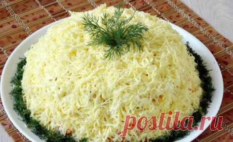 Рецепт вкусного праздничного салата | Вперед✔огород | Яндекс Дзен