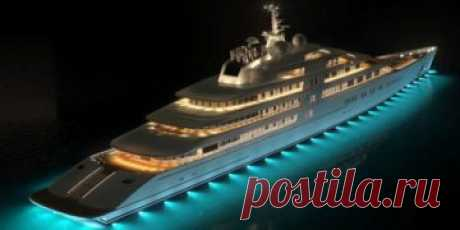 20 яхт российских олигархов, которые стоят дороже, чем весь ВМФ России