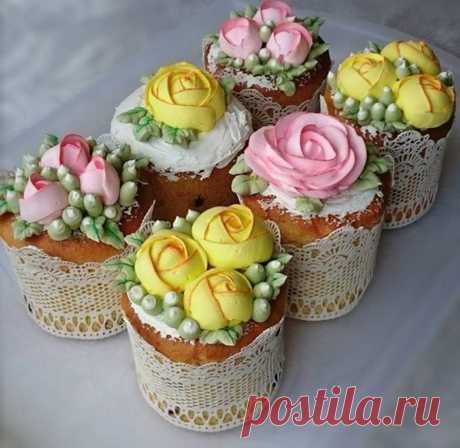 25 ideas para adornamiento de las roscas de Pascua de Pascua