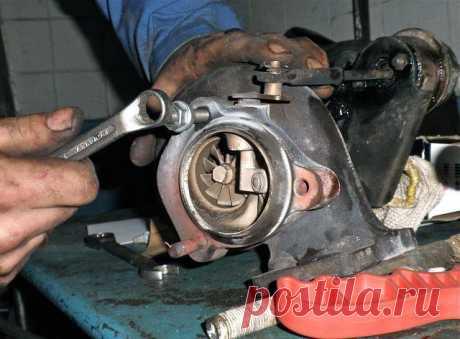 Ремонт турбин дизельных двигателей. Причины неисправностей Неисправности турбины дизельного двигателя, несмотря на заявленный производителями 10-летний срок эксплуатации, встречаются довольно часто. В то же время от функционирования данного элемента конструкц...