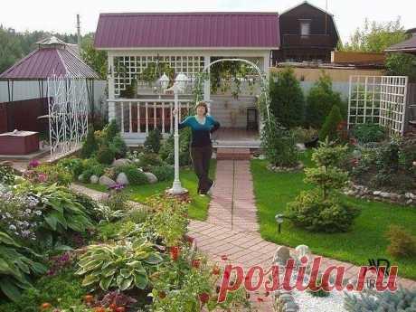 Супер дворик...))