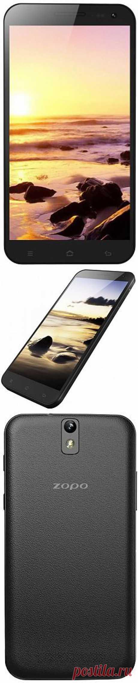 (+1) тема - Zopo анонсировала смартфон ZP998 на платформе MediaTek MT6592 | Мобильные новости