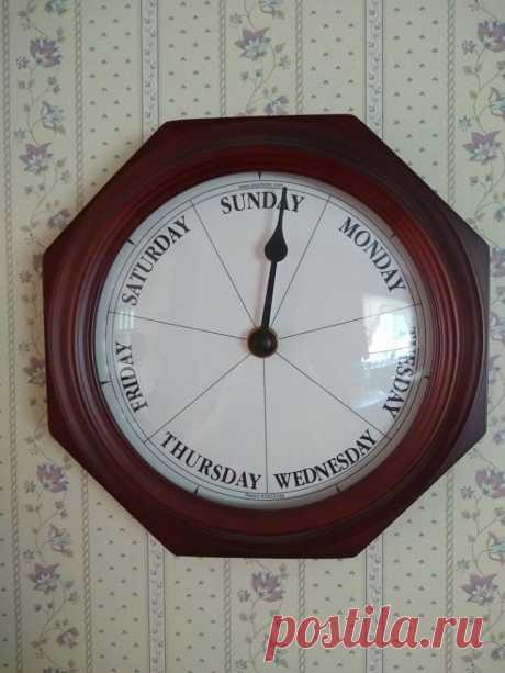 Часы для стариков