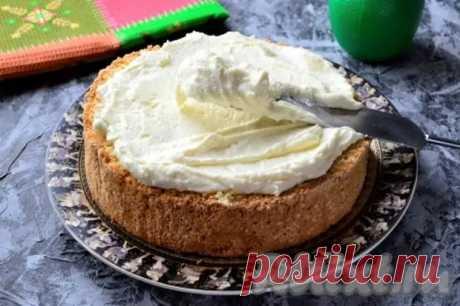 Творожный крем со сливочным маслом для торта - Наш уютный дом - медиаплатформа МирТесен