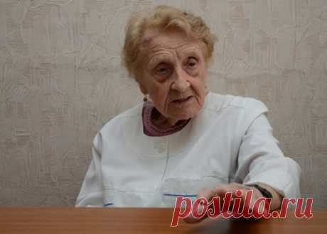 Диабет – не помеха для жизни! 91-летний российский хирург рассказала, как боролась с диабетом всю жизнь
