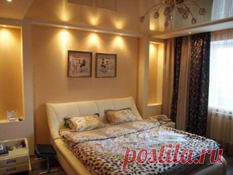 Ремонт в спальне: современные идеи дизайна #ремонтвспальне #дизайнспальни #идеидизайна