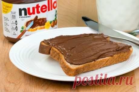 Домашняя шоколадная паста «Нутелла»— это вксно без вреда здоровью! — Фактор Вкуса