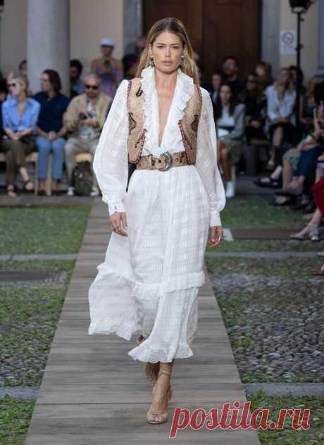 Коллекция Бохо весна-лето 2020 для женщин любых возрастов: Смотрим что модно носить в этом сезоне | Дерзкая Маша | Яндекс Дзен