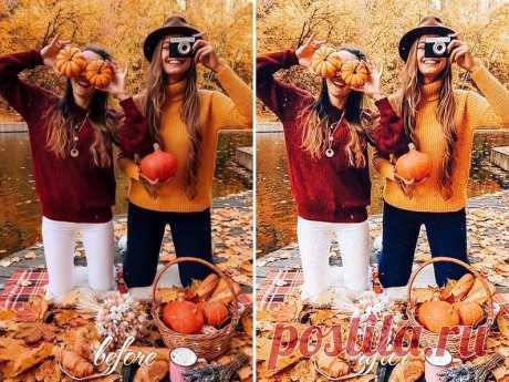 15 Hocus Pocus Presets Mobile presets Fall presets Fall season | Etsy