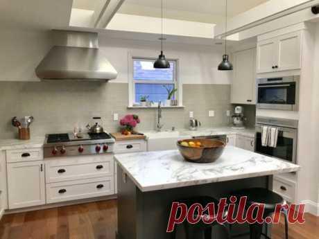 Кухня в стиле минимализм: правила оформления, идеи интерьера с фото