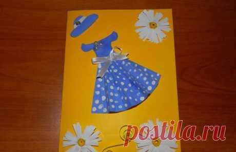 Объемные открытки на 8 марта своими руками из бумаги и картона