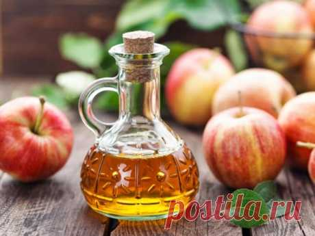 ვაშლის ძმრის სასარგებლო თვისებები - მკურნალი.გე