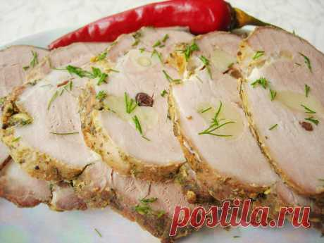Рецепт как вкусно приготовить свинину со специями