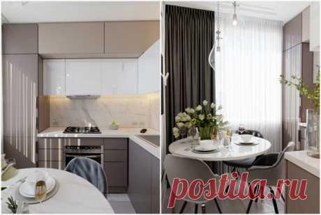 Актуальные примеры дизайна современной кухни | Мой дом
