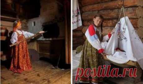 Что умела 10-летняя девочка 100 лет назад на Руси? — Интересные факты