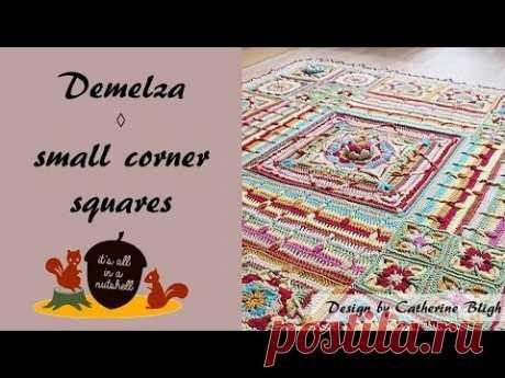 Demelza Part 1 - Small Corner Squares
