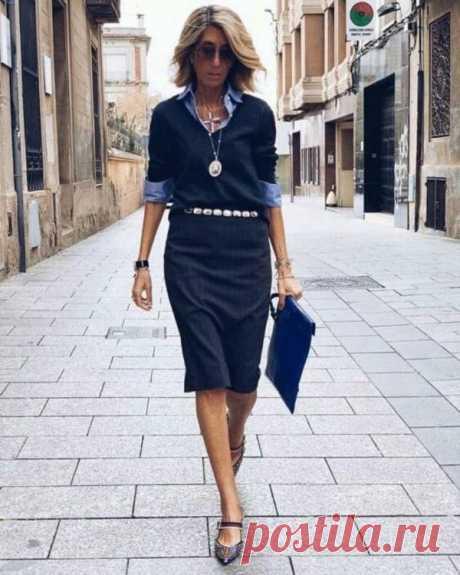 Экстравагантные, модные образы для прекрасных женщин 50+