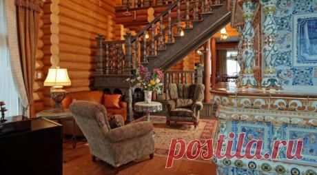 Современные варианты отделки деревянного дома
