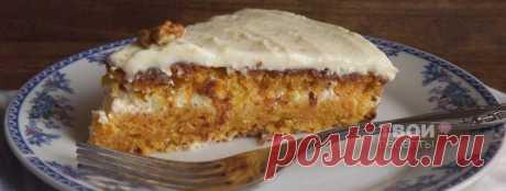 Морковный торт - вкусный рецепт с пошаговым фото