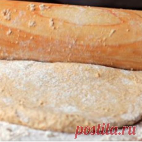 Это чудо-тесто — основа итальянской кухни. Стоит лишь смешать яйца муку и воду - МирТесен