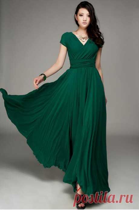 Длинные платья с завышенной талией. Выкройка платья с завышенной талией :: SYL.ru