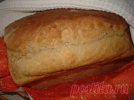 Рецепт хлеба на пиве.