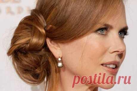 10 причесок на длинные волосы для женщин среднего возраста. Пошаговый гид   Краше Всех