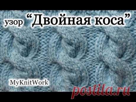Узоры для вязания на спицах с образцами и с полным описанием - Косами, миссони - Фото и видео схемы