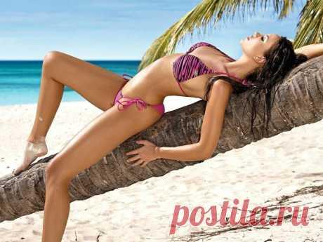 Как подготовить тело к пляжу?   Красота Здоровье Мотивация