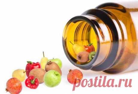 Какие витамины помогают похудеть...